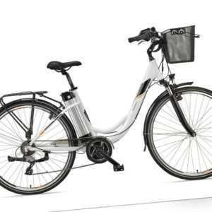 Telefunken E-Bike 28 Zoll Citybike Pedelec 7-Gang Mittelmotor RC860 Multitalent
