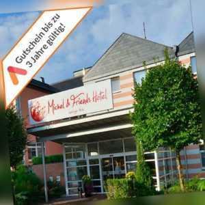 Kurzreise Lüneburger Heide 4 Tage für 2 Personen 4 Sterne Hotel mit Wellness