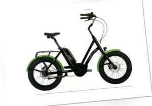 Corratec Life S AP5 – Modell 2021, BOSCH E-Bike - E-Tiefeinstieg, E-Citybike