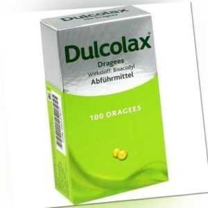 DULCOLAX Dragees magensaftresistente Tabletten 100 St PZN 5547677