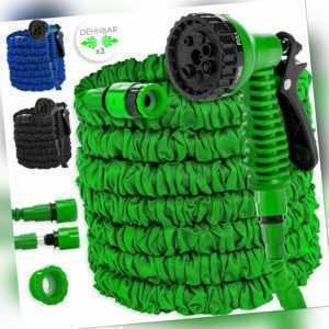 KESSER® Flexibler Gartenschlauch flexibel Wasserschlauch dehnbarer Flexischlauch