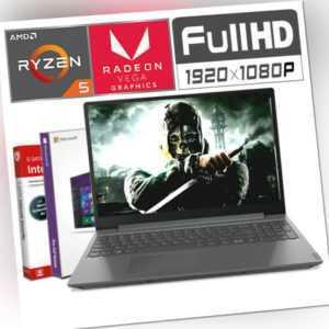 "15.6"" Gamer Lenovo Laptop Ryzen 5 - 20GB DDR4 - 512GB SSD -  Windows 10 Notebook"