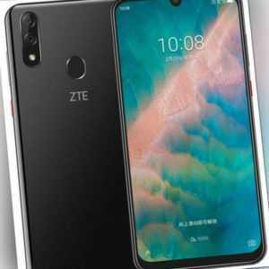 ZTE Blade V10 64GB Dual-SIM schwarz ohne Simlock - Zustand gut