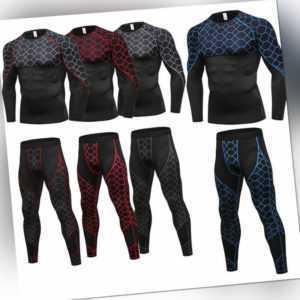 Herren Kompression Unterlage Top Athletic Eng Fitness Training Zug Hemd Training