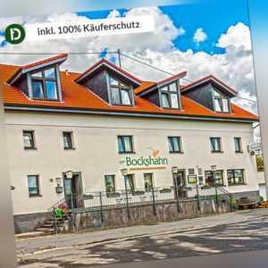 3 Tage Urlaub in Spessart in der Eifel im Hotel Zum Bockshahn mit Frühstück