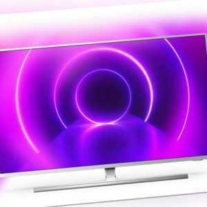 Philips 43PUS8555 LED TV Fernseher 43 Zoll 108 cm, 4K UHD, Smart Ambilight EEK:B