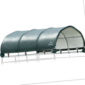 Weidezelt Unterstand 370x370 cm Überdachung Weideunterstand Plane ShelterLogic