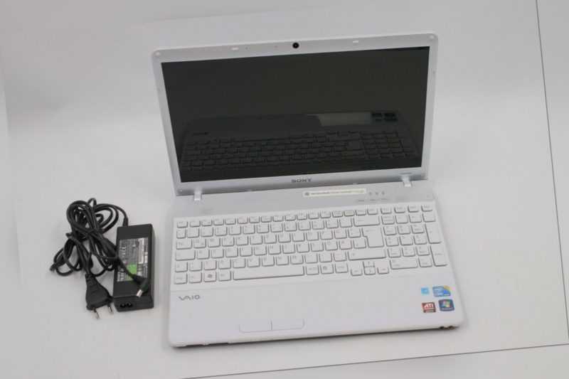 "Sony VAIO PCG-71211M (VPCEB2M1E) 15,6"" i3 4 GB RAM 320 GB HDD - vom Händler #607"
