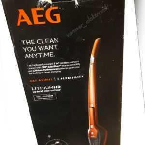 AEG CX7-2-45AN ANIMAL 18V Handstaubsauger 2in1 Ergorapido  bis zu 45 Min LED #2