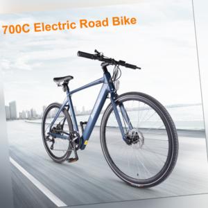 Elektrofahrrad 250W Bafang Hinterradnabe Motor 700C Zoll Herren Adult Road Bike