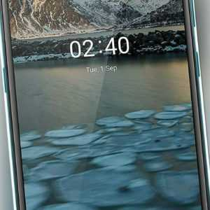 Nokia 2.4, blue 6,5 Zoll HD+ Display Android 10...