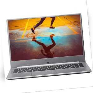 "MEDION AKOYA S15447 Notebook Laptop 39,5cm/15,6"" Intel Gold 6405U 256GB SSD 8GB"