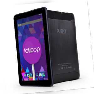 Xgody 9 Zoll Android Tablet with Quad Core Dual Kamera WLAN Bluetooth 1+16GB ROM