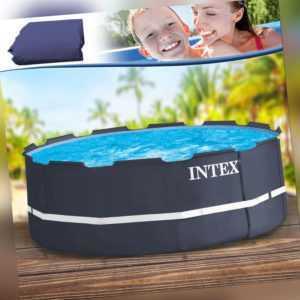 Ersatzfolie 366x122 Swimmingpool Pool Schwimmbad Schwimmbecken Stahlwandbecken