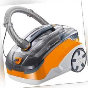 Thomas Aqua+ Pet + Family Washsauger, ohne Beutel, 1600 W, Orange/ Grau