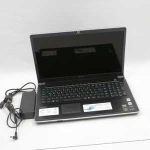 """Sony VAIO PCG-8131M (VGN-AW11S) 18,4"""" Intel Core 2 Duo 400 GB HDD - Teildefekt"""