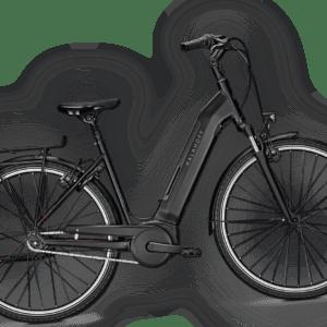 KALKHOFF City e-bike Elektrofahrrad AGATTU 3.B SEASON magic black Gr. S/45cm Wav