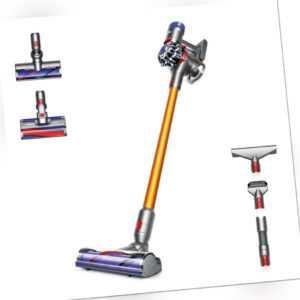 Dyson V8 Absolute+ inkl. gratis Hauspflege-Set Neuware Kabelloser Staubsauger