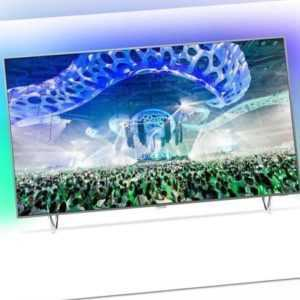 """Philips 65PUS7601 65""""-Zoll 4K UHD Fernseher Ambilight Triple Tuner Android TV"""