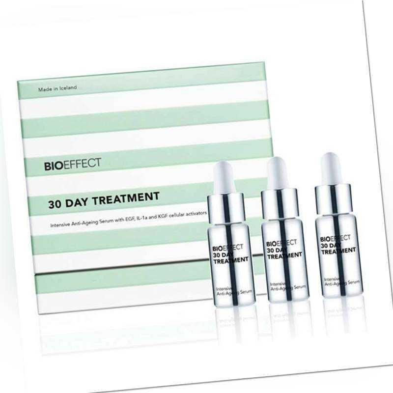 Bioeffect 30 Tägliche Behandlung, 3x5 ML - Pharmacy-Eu