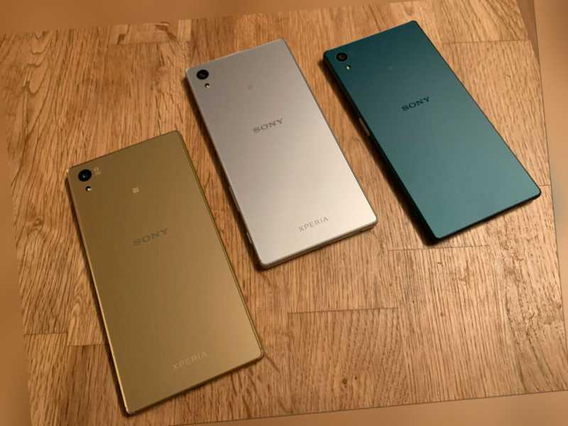 w NEU Sony Xperia Z5 32GB LTE E6653 Android Smartphone KEIN Simlock / Branding ✅