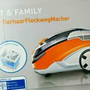 ✅ Thomas Pet and Family Aqua+ Staub- und Waschsauger, 788563, Orange