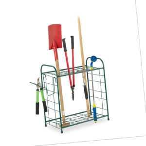 Gartengerätehalter Gartengeräteständer Gartengeräte Aufbewahrung Werkzeugständer