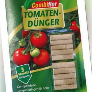 €5,11/100g Combiflor Tomatendüngestäbchen Langzeitdünger Tomatendünger Stäbchen