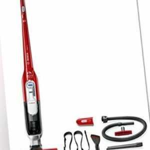 Bosch BCH6ZOOO Beutellos Rot Stab-Staubsauger & elektrische Besen
