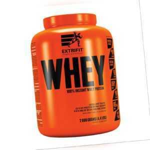 Extrifit Whey Protein 2000g Eiweiß Pulver Aminosäuren Muskelaufbau Muskelzuwachs