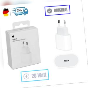 Original 20W Apple iPhone 12 12 Pro Max Netzteil Ladegerät USB-C Power Adapter