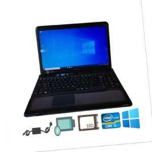 "Notebook Sony Vaio PCG-71614M i5-2430 15,6"" 256GB-SSD 8GB-RAM - WIN10PRO"