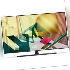 Samsung GQ65Q70TGTXZG 163cm (65 Zoll) 4K-QLED-TV, Smart TV, schwarz