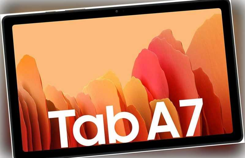 Samsung Galaxy Tab A7 Android 10 Tablet LTE 10,4 Zoll 32GB 3GB SM T505