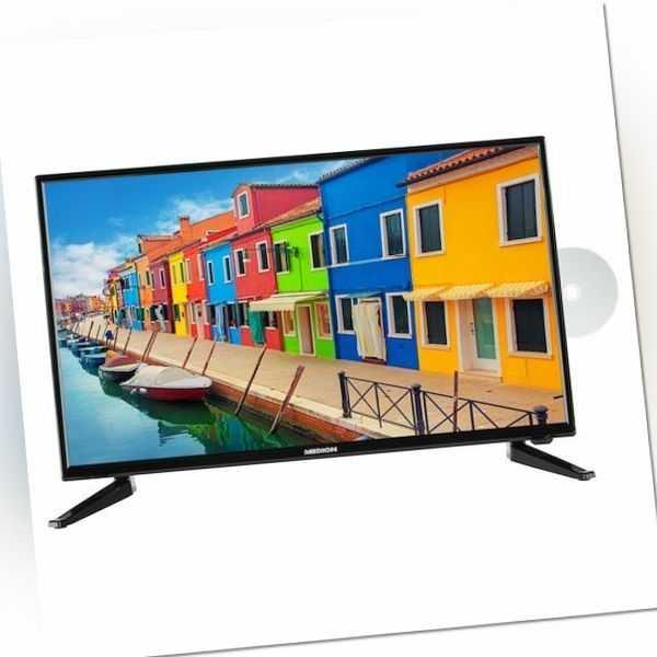 Medion MD21620 23,6 Zoll LED-TV E12420 DVD-Player HD Triple Tuner 12V KFZ