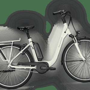 KALKHOFF City e-bike Elektrofahrrad AGATTU 1.B MOVE C (Rücktritt) weiß Gr.S/45