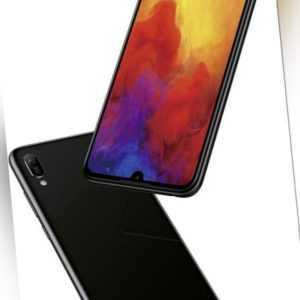 Huawei Y6 (2019) 32GB schwarz LTE Smartphone - WIE NEU - DEUTSCHER...