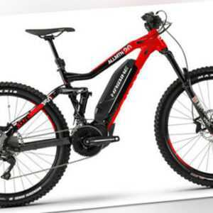 "Haibike XDURO AllMtn 2.0 27,5"" E-Bike Fully MTB 2019 Elektrofahrrad  RH 47/L"
