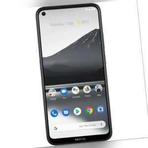 Nokia 3.4 Smartphone 32GB 3GB RAM Grey Android LTE/4G...