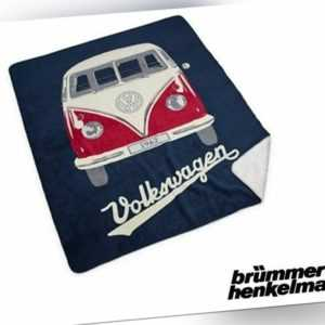 Original VW T1 Bulli Picknickdecke Reisedecke 150x130cm