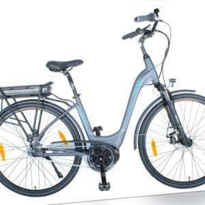 smartEC CitX-7NS E-City Bike/Pedelec 28Zoll Mittelmotor