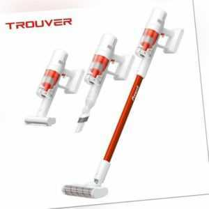 TROUVER Power 11 Handstaubsauger 120AW 20000Pa Auto Drahtlose Milbe Entfernung