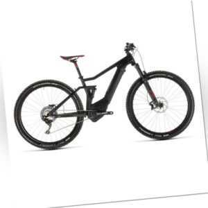 CUBE Sting Hybrid 120 HPC SL 500 KIOX 20/29 E-Bike Modell 2019