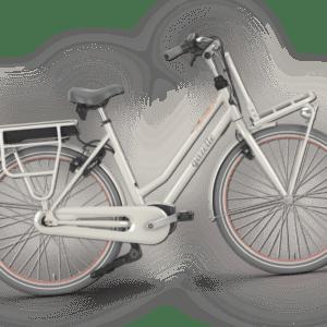 Gazelle E-Bike Miss Grace C7 HMB Farbe Ivory in RH 46 / 59 cm 40 NM 500 Watt