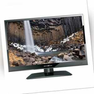 Reflexion LEDW160 Wide-Screen Full HD LED-Fernseher 16 Zoll DVB-T2 HD,HDMI, USB