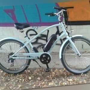 E-Bike Pedelec Cruiser Fahrrad Beachcruiser Electra Townie Elektrofahrrad NEU