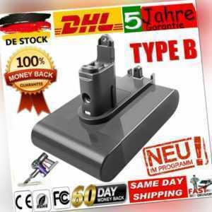 5,0Ah akku für Dyson Type B DC31 DC34 DC35 Animal DC44 DC45 MK2 DC43 H 917083-01