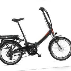Telefunken E-Bike 20 Zoll Faltrad Pedelec Fahrrad 7 Gang Shimano Kompakt F810
