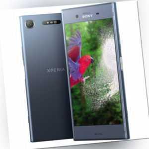 "Sony Xperia XZ1 blau 64GB LTE Android Smartphone 5,2"" Touchscreen..."
