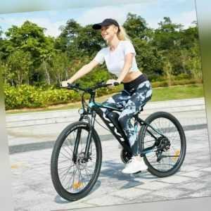 Elektrofahrrad Mountainbike Super Ebike 27,5Zoll Shimano Pedelec 350W 36V Motor